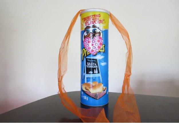 Pringle Person Shaker